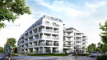 Apartamenty Białe Etap II