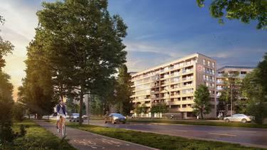 Apartamenty Dolny Mokotów