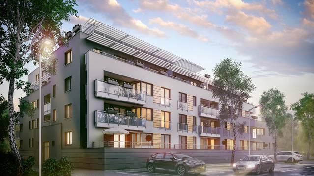 Zaktualizowano Lipowa 57 - mieszkania od HB Development S.A. - Pruszkowski WQ02