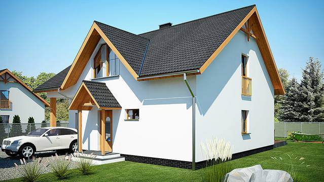 Góra Osiedle Bajkowe - domy od Grupa JMJ Inwestycje - Wrocławski QW86