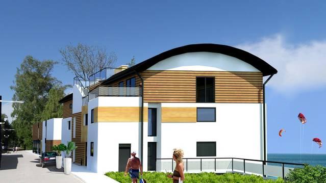 Zaawansowane Apartamenty na Klifie - mieszkania od Q.S Investments EH04