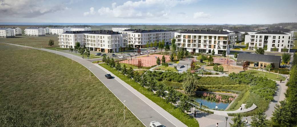 Euro Styl uruchomił sprzedaż 62 Lokali  w ramach Trójmiejskich Inwestycji –  Beauforta i Futura Park