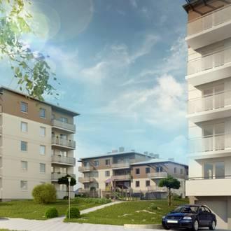 Osiedle z pięknym widokiem. Arbet buduje nową inwestycję w Olsztynie.