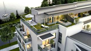 Apartamenty Białe Etap I