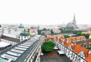 Szczecin, Zachód