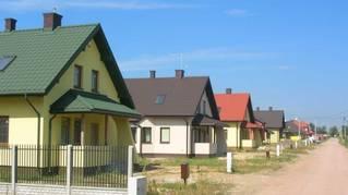Domy jednorodzinne Stojadła