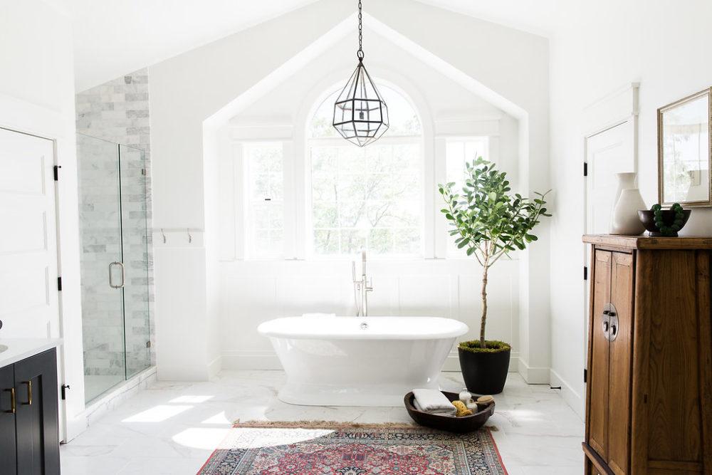 łazienka W Sypialni Czy Sypialnia W łazience